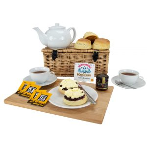 Traditional Cream Tea Hamper