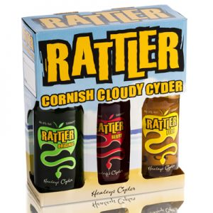 Rattler 3 bottle Gift Pack